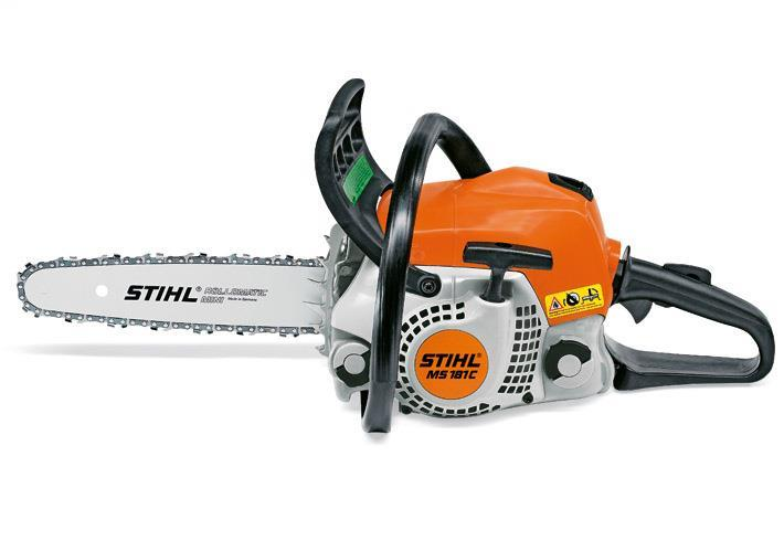 MOTORSAG STIHL MS 181 C-BE