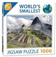 Mini Puzzle, Machu Picchu 42*29cm, 1000 brikker