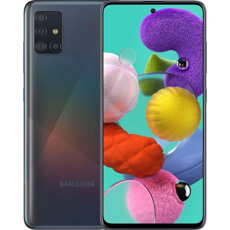 Skjermbytte Samsung Galaxy A51 (SM-A515F)