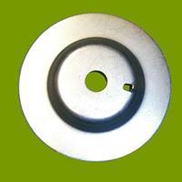 Bremseplate