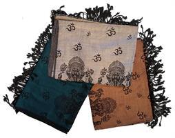 Paschmina - Scarf Ganesha mix (3 pack)