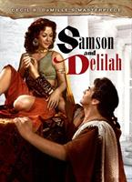 SAMSON AND DELILAH DVD
