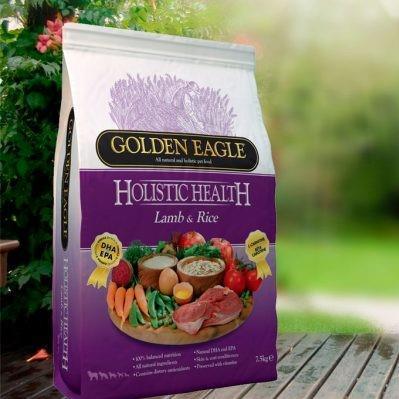 GE Holistic Health Lam og Ris 12kg