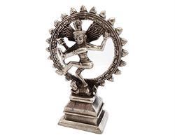 Brons - Miniatyr Shiva Nataraja II (2 pack)