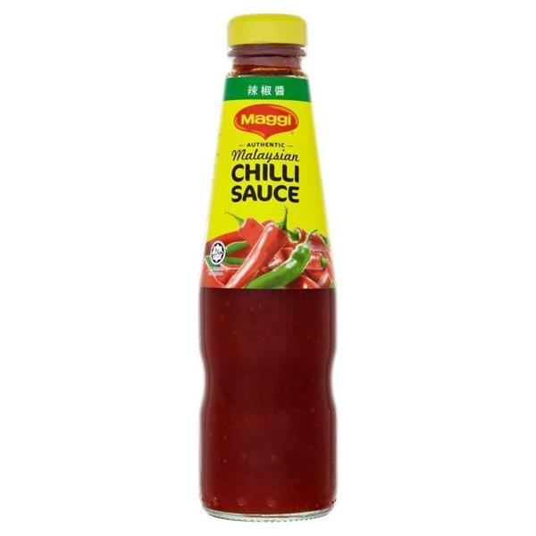 Maggi Chilli Sauce 6x340g