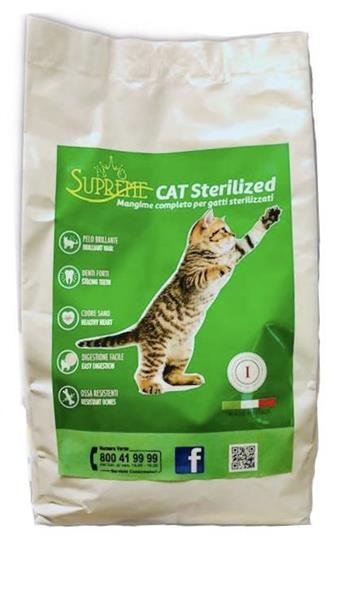 Supreme Cat/ Steriliserad