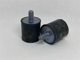(M021a) Antivibration mount 30 x 30 mm