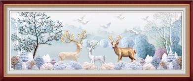 Diamond Painting, Dyr 172*57cm (H0637) FPR