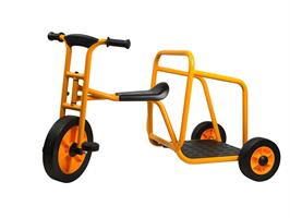Rabo trehjulig cykel stridsvagn m. trampor