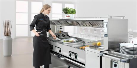NYHET 2020! Mobile Cooking System