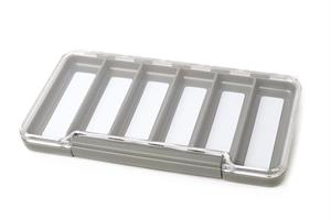 Fly-Dressing Gray Box - 6M Compartments