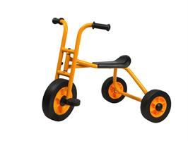 Rabo trehjuling stor m. trampor