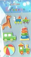 Stickers LEKER (tre)