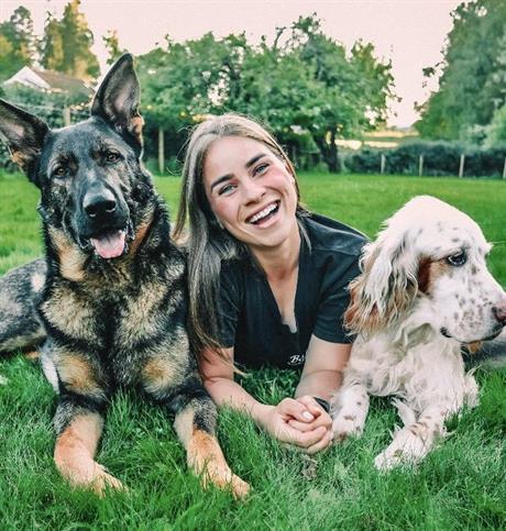 Karisa samarbeider med Balto Hundetjenester!