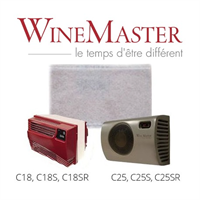 WineMaster W1810.2 (C25 range)