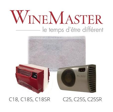 WineMaster W1810.2 (C25 range)