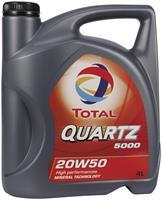 Total Quartz 5000 20w50 4l