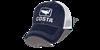 Costa Trout XL Trucker - navy/white