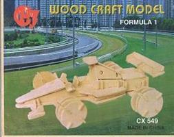 Formel-1 bil
