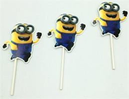 Minions Cupcake topper