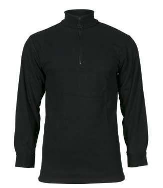 Feltskjorte - Svart