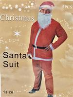Julenisse drakt One size
