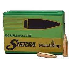 Sierra Matchking kal 30 168gr 100stk