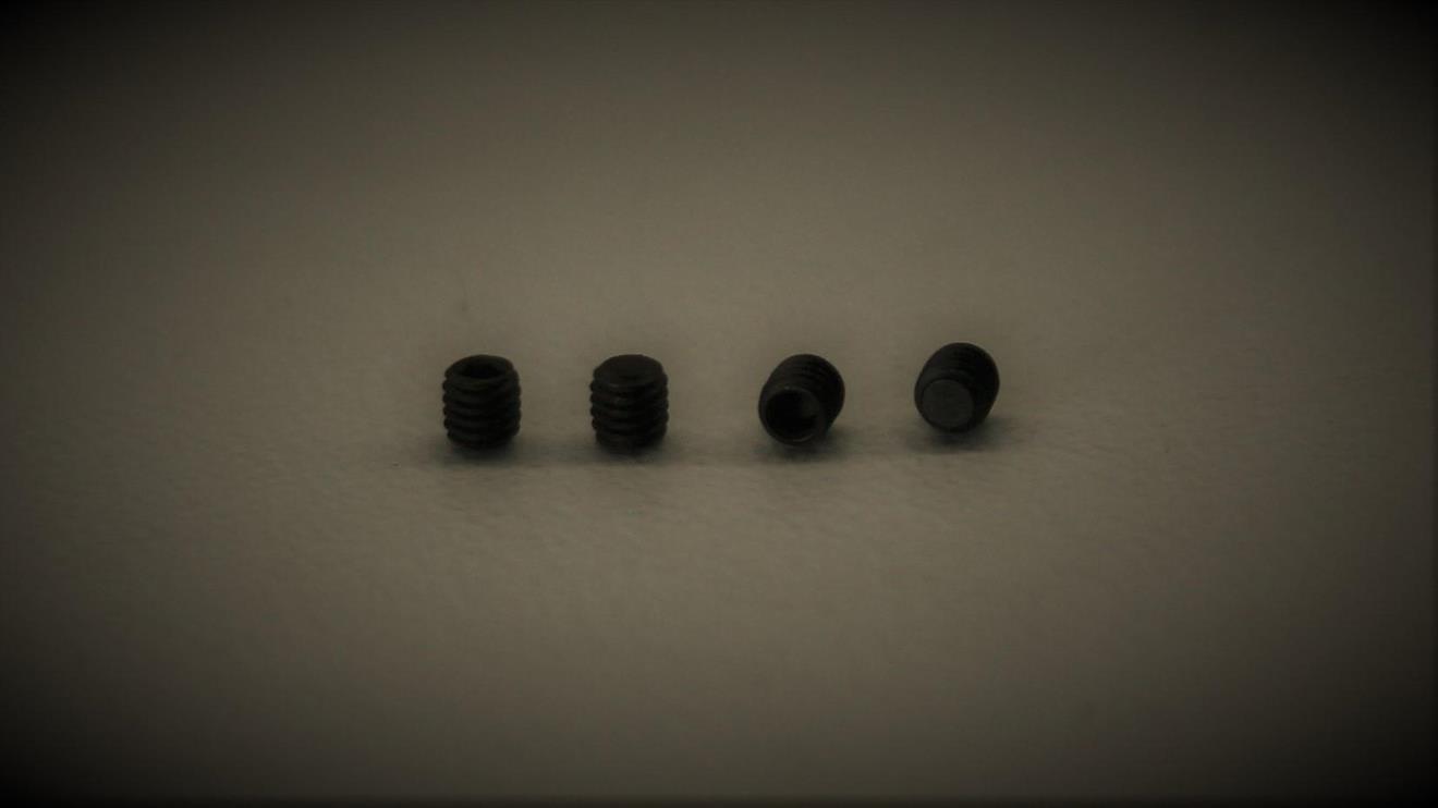 M3x3mm Stoppskruv