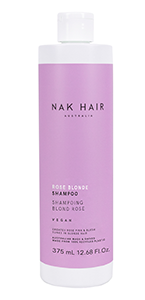 Rose Blonde Shampoo 375 ml