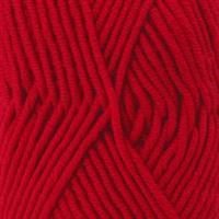 Big Merino - 0018 Rød 50 gr