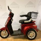 promenadscooter röd Taberg T408-1
