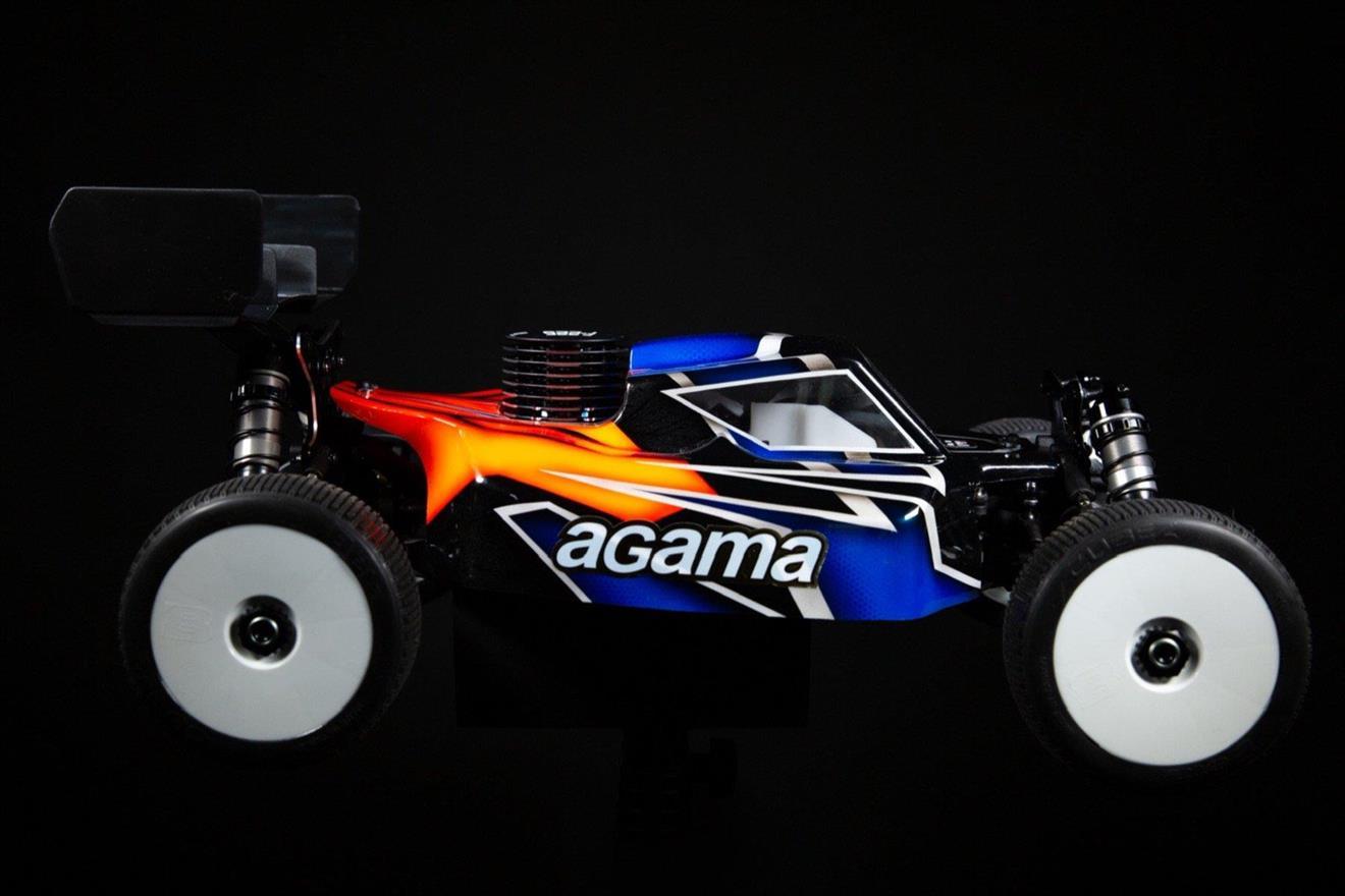AGAMA - A319 Performance Nitro Race Buggy - KIT