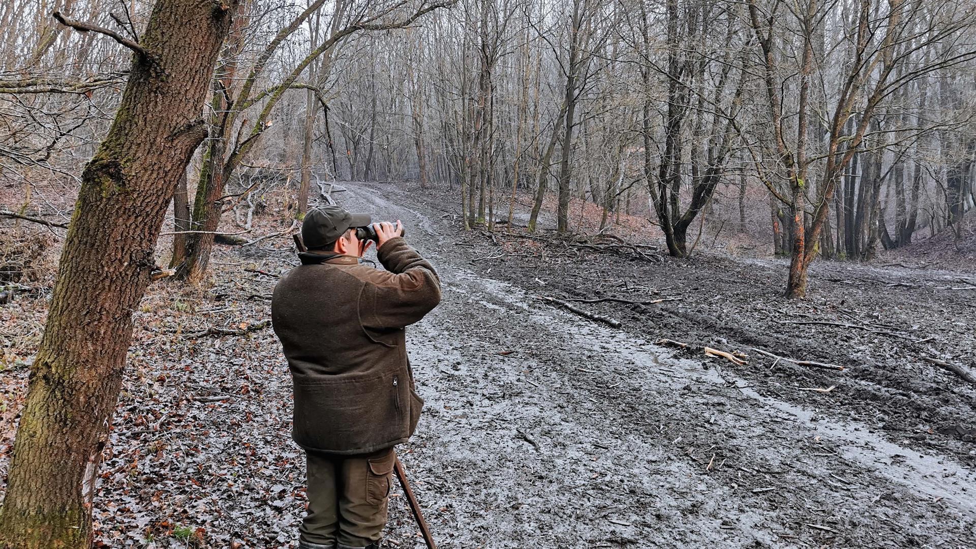Metsästysmatka Unkari syksy
