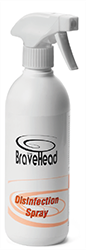 BraveHead Desinfection spray