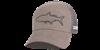 Costa Stealth Tarpon Hat - Graphite