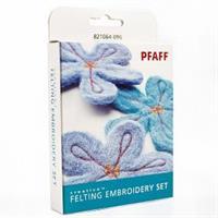 PFAFF Kit för filtbroderier