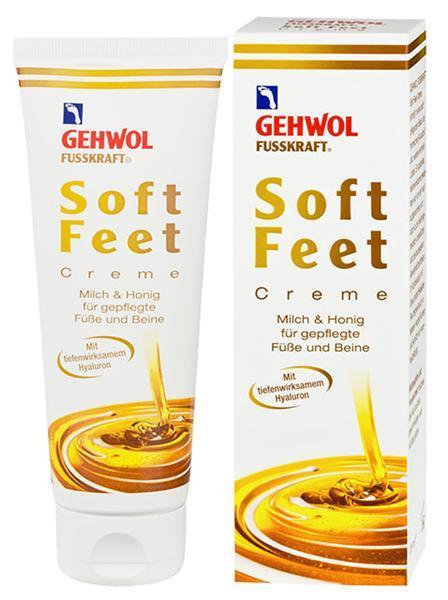 Gehwol soft feet fotkräm 49 kr.