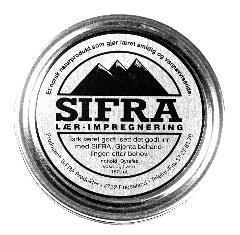 Sifra lærimpregnering  160 ml