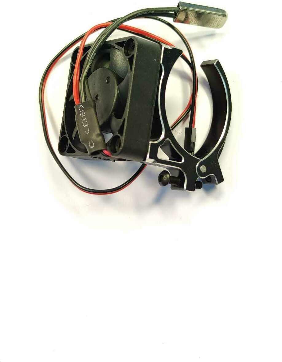 RC Car Motor Cooling Fan 1/8 Blå