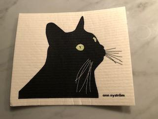 Disktrasa Svarta Katten