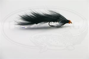 Zonker Black Streamer 8