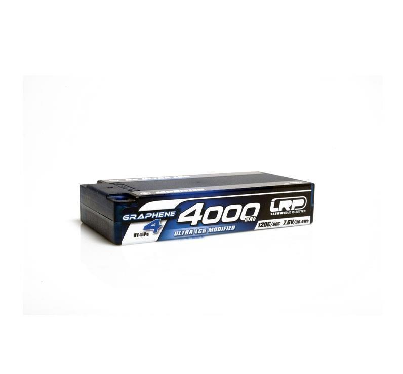 LRP - LiPo 4000 HV Ultra LCG
