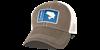Costa Original Patch Bass Hat - Moss/Stone