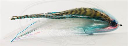 Bauer Pike Deveiver - UV Baitfish