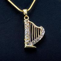 Smykke - Davids harpe