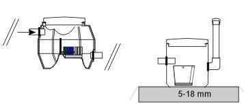 Imeytyskaivo 600 korkeus 0,60 cmm, halk 0,60 m (näytteenotto)