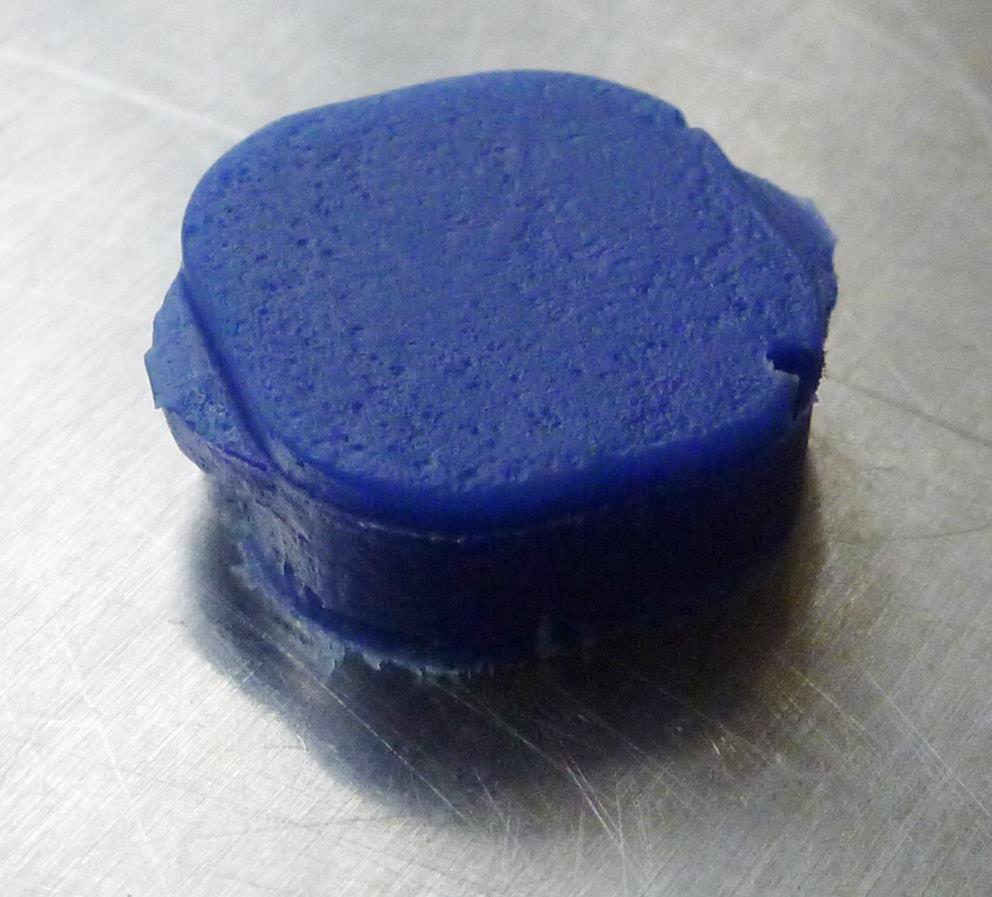Benelli buffer MP 90/95 22/32 (blå)