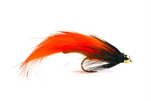 Zonker Orange Streamer # 8