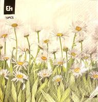 20 stk Påske/Vår serviett små blomst