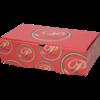 Pizzalaatikko Calzone 28x16x8cm